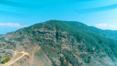 Photo of पर्यटक कुर्दै मिर्लुङकोट