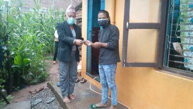 Photo of क्यान्सर पीडित मगरको उपचारलाई आर्थिक सहयोग