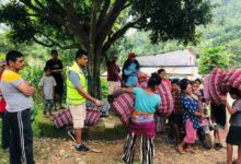 Photo of हाम्रो टिम नेपालबाट बाढि पहिरो पीडितलाई सहयोग
